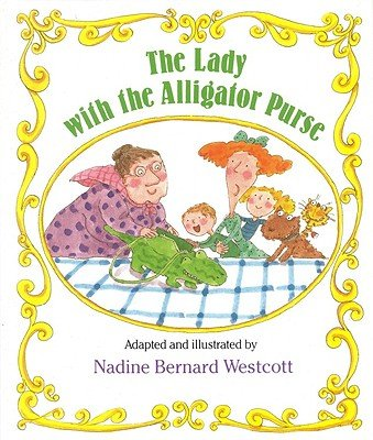 9780749702748: The Lady with the Alligator Purse [LADY W/THE ALLIGATOR PURSE TUR] [Prebound]