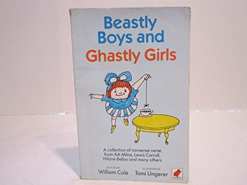 Beastly Boys and Ghastly Girls: Cole, William