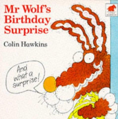 9780749702847: Mr.Wolf's Birthday Surprise
