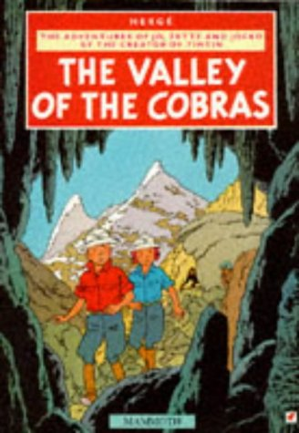 9780749703851: The Valley of the Cobras (The Adventures of Tintin)
