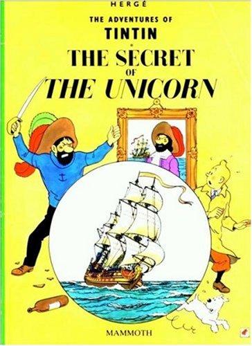 9780749704629: Secret de la licorne (egmont) (le) (The Adventures of Tintin)