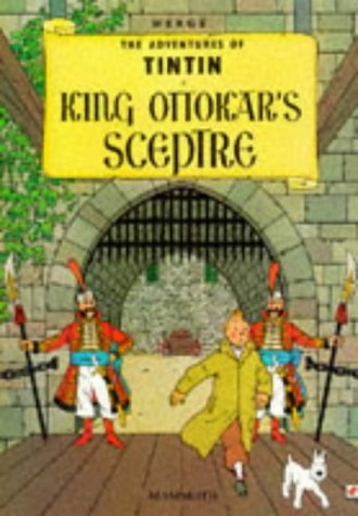 9780749704667: Le sceptre d'ottokar (egmont) (The Adventures of Tintin)