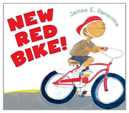 9780749705992: The New Red Bike