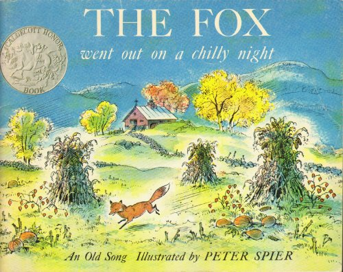 9780749706739: The Fox Went Out on a Chilly Night: An Old Song