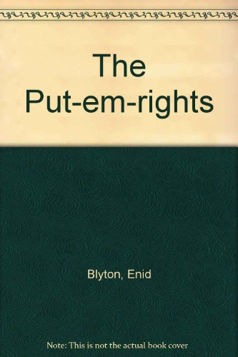 9780749708160: The Put-em-rights