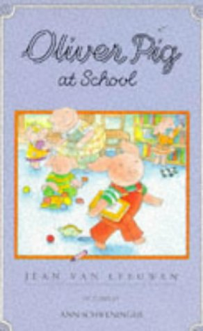 9780749708375: Oliver Pig at School (I Can Read Book)
