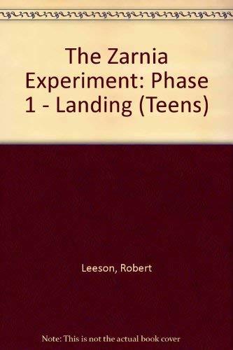 9780749708405: The Zarnia Experiment: Phase 1 - Landing (Teens)