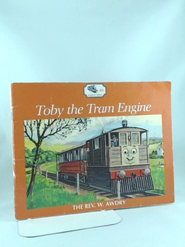 9780749708825: Toby, the Tram Engine (Railway)