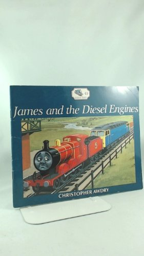 9780749708832: James and the Diesel Engines (Thomas the Tank Engine)