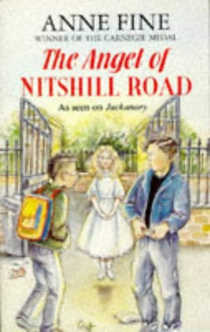 The Angel of Nitshill Road: Fine, Anne