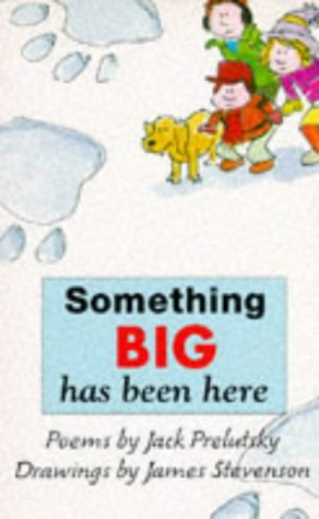 9780749710149: Something Big Has Been Here
