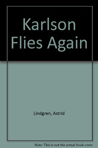 9780749710361: Karlson Flies Again