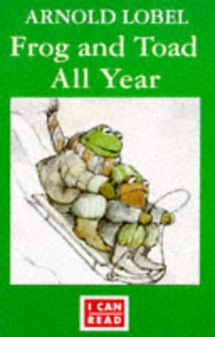 9780749711917: Frog and Toad All Year (I Can Read)