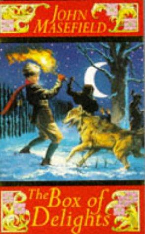The Box of Delights (Classic Mammoth): John Masefield