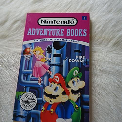 9780749713065: Pipe Down! (Nintendo Adventure Books)