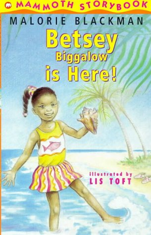 9780749714215: Betsey Biggalow is Here! (Mammoth storybooks)