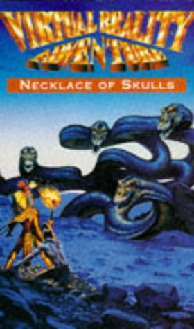 9780749714871: Virtual Reality: Necklace of Skulls (The virtual reality series)
