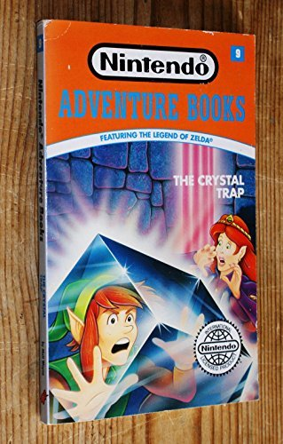 9780749715441: The Crystal Trap (Nintendo Adventure Books)