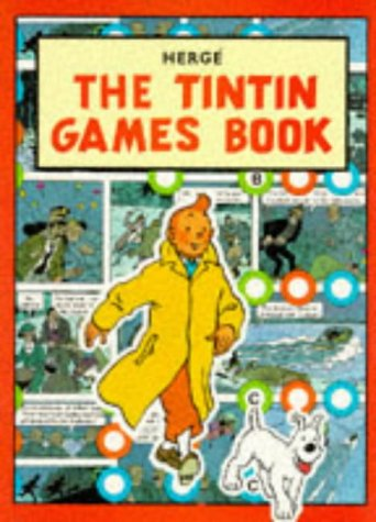 9780749716509: The Tintin games book