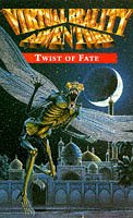 9780749716752: Virtual Reality: Twist of Fate (Virtual reality game books)