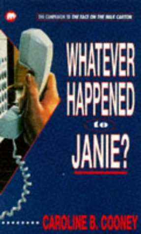 9780749717469: Whatever Happened to Janie?