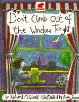 9780749717872: Don't Climb Out of the Window Tonight