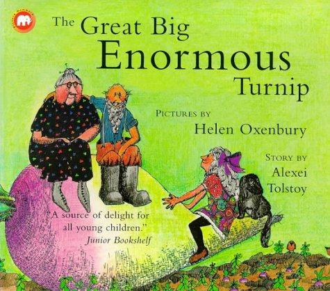 9780749724054: The Great Big Enormous Turnip (Picture Mammoth)