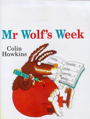 9780749725112: Mr.Wolf's Week