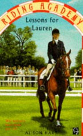 Lessons for Lauren: Hart, Alison