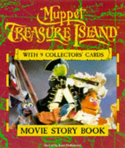 9780749727826: Muppet Treasure Island: The Movie Storybook
