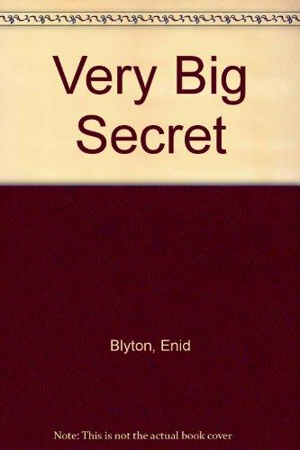 9780749728571: Very Big Secret