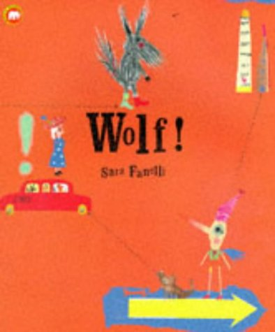 Wolf (Picture Mammoth): Fanelli, Sara