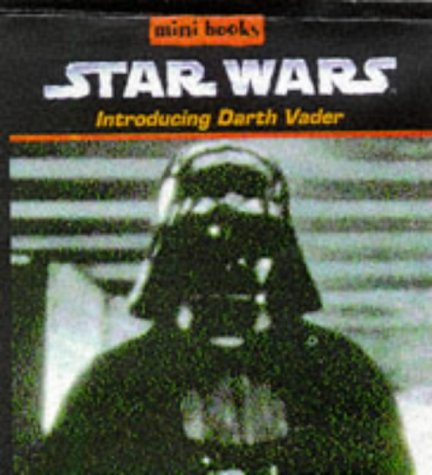 9780749731984: Darth Vader (Star Wars Mini Books)