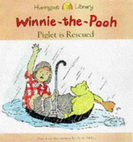 9780749733933: Piglet is Rescued (Winnie-the-Pooh Easy Readers S)