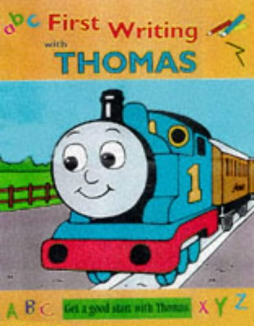 9780749734978: First Writing with Thomas (Get a Good Start with Thomas)