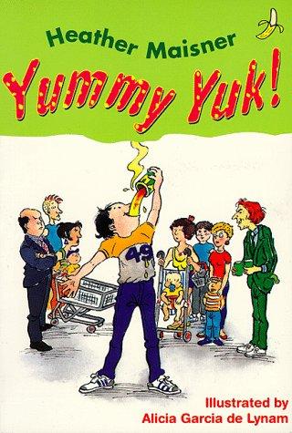 9780749735395: Yummy Yuk (Yellow Banana Books)