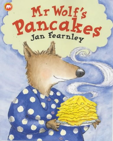 9780749735593: Mr.Wolf's Pancakes (Picture Mammoth)