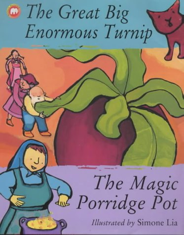 9780749735760: The Great Big Enormous Turnip (Picture Mammoth)