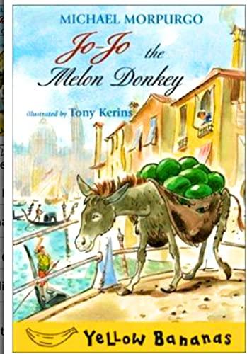 9780749735814: Jo-Jo, the Melon Donkey (Yellow Bananas)