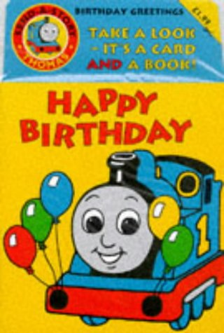 9780749735999: Thomas and the Birthday Party (Thomas the Tank Engine: Send-a-Story)