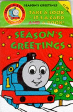 9780749736002: Thomas and the Missing Christmas Tree (Thomas the Tank Engine: Send-a-Story)