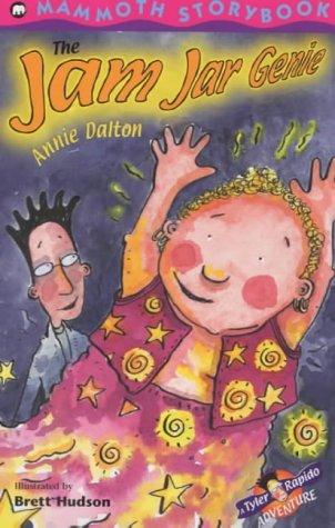 9780749736538: The Jam Jar Genie (Mammoth Storybooks)