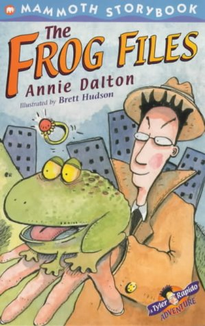 9780749736545: The Frog Files (Mammoth Storybooks)