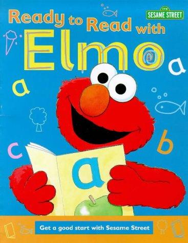 9780749736798: Sesame Street: Ready to Read with Elmo (Sesame Street workbook)