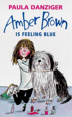 9780749737511: Amber Brown Is Feeling Blue
