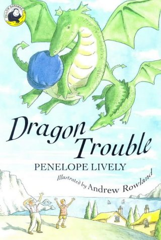 9780749737771: Dragon Trouble (Yellow Banana Books)