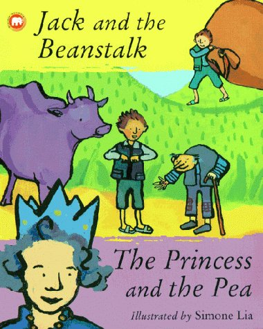 9780749738181: Jack and the Beanstalk: AND Princess and the Pea (Picture Mammoth)