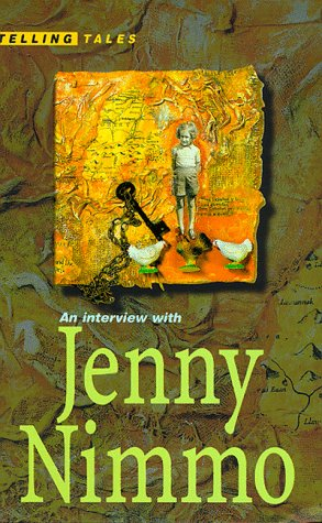 9780749738624: An Interview with Jenny Nimmo (Telling Tales)