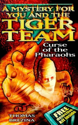 9780749738877: Tiger Team: Curse of the Pharaohs