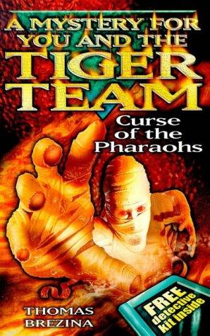 9780749738877: Tiger Team: Curse of the Pharaohs